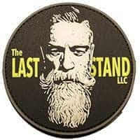 The Last Stand velcro patch